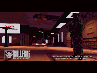 Screenshot Thumbnail / Media File 1 for Syndicate (1995)(Electronic Arts)(Eu)[CDD7040]